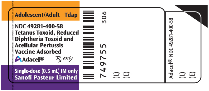 PRINCIPAL DISPLAY PANEL - 0.5 mL Vial Label