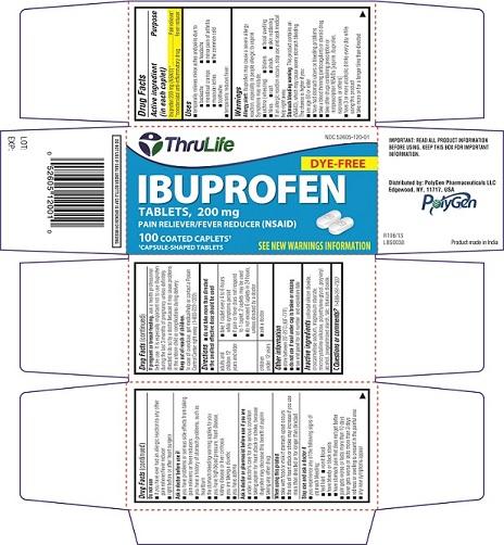 Ibuprofen Tablet [Polygen Pharmaceuticals Llc]