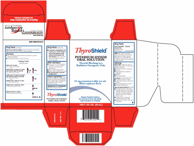 Thyroshield (Potassium Iodide) Solution [Fleming & Company, Pharmaceuticals]