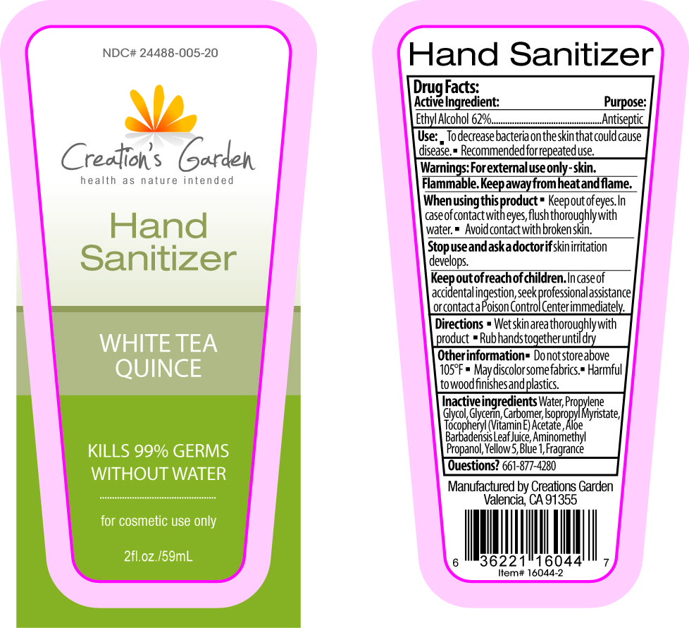 CG_Hand Sanitizer_White Tea_2oz