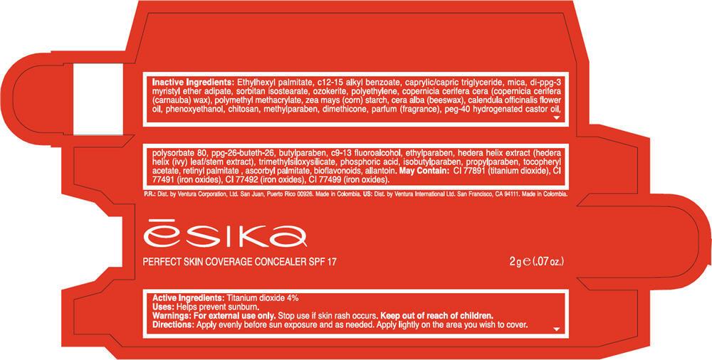 Esika (Titanium Dioxide) Stick [Ventura Corporation (San Juan, P.r)]