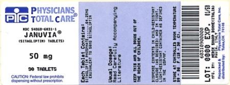 Bottle Label 50 mg