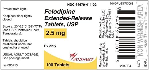 2.5 mg-Label
