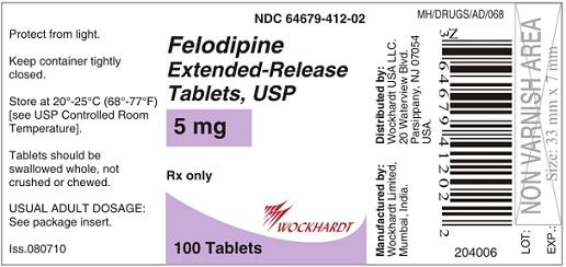 5 mg-Label