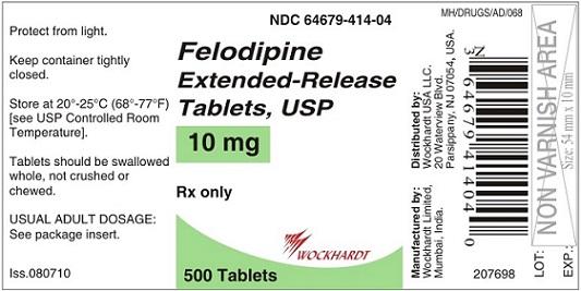10 mg-Label