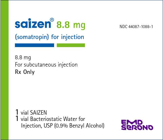 PRINCIPAL DISPLAY PANEL - 8.8 mg Kit Carton