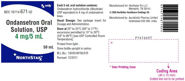 PACKAGE LABEL-PRINCIPAL DISPLAY PANEL - 4 mg/5 mL (50 mL Bottle)