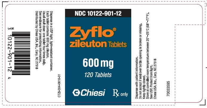 Zyflo (Zileuton) Tablet [Cornerstone Therapeutics Inc.]