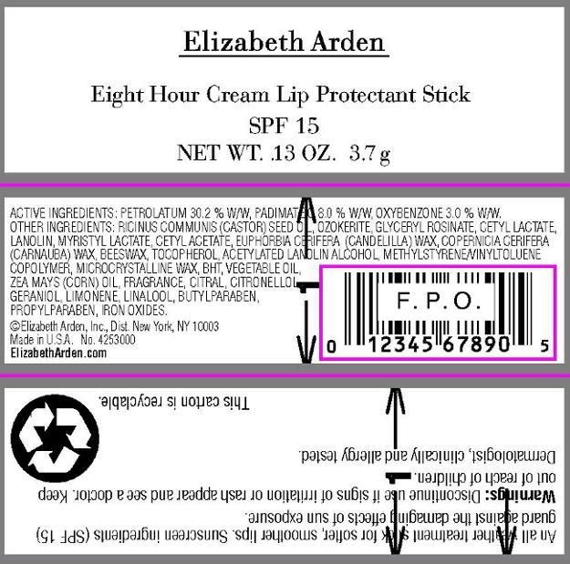 Eight Hour Cream Lip Protectant Spf 15 (Petrolatum) Stick [Elizabeth Arden, Inc]