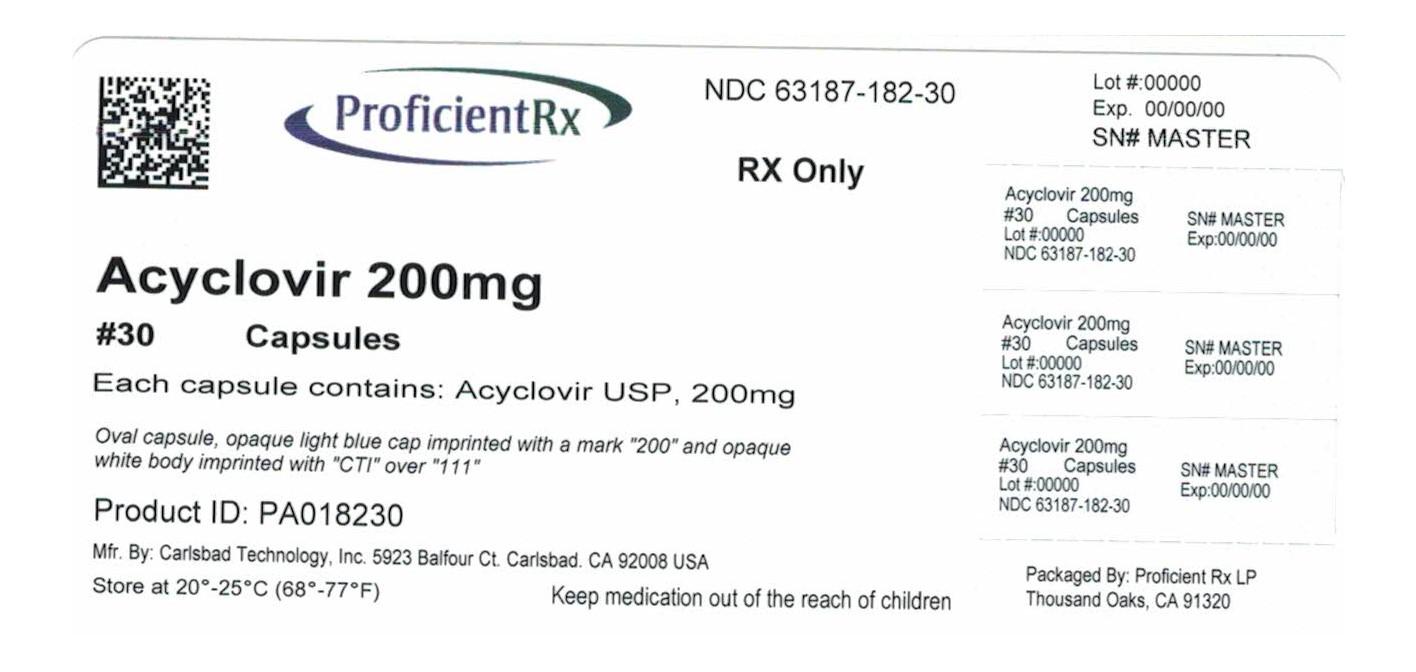 Acyclovir Capsule [Proficient Rx Lp]