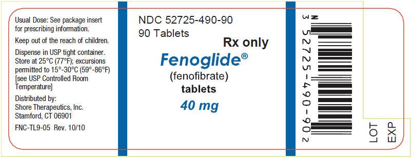 Principal Display Panel - 90 Tablet Bottle Label