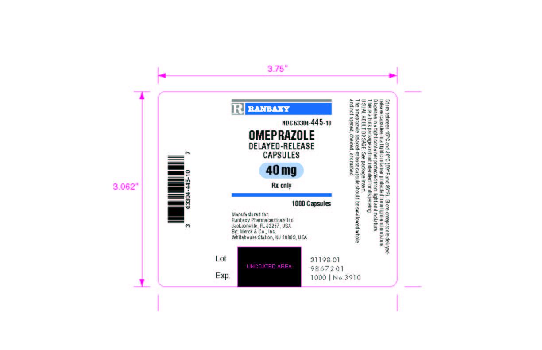 Container Label 1000s