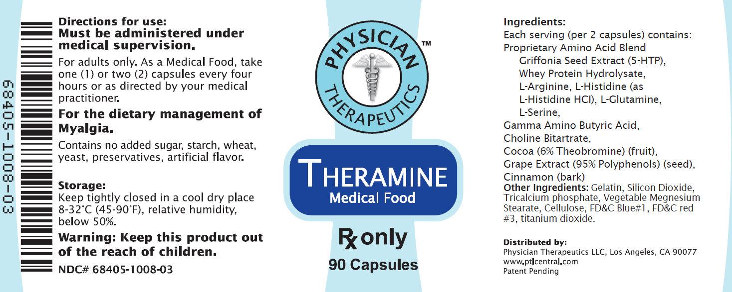 Theratramadol-90 (Tramadol Hydrochloride, .gamma.-aminobutyric Acid) Kit [Physician Therapeutics Llc]