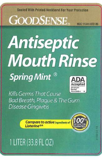 Antiseptic Mouth Rinse (Eucalyptol) Mouthwash [Vi Jon]