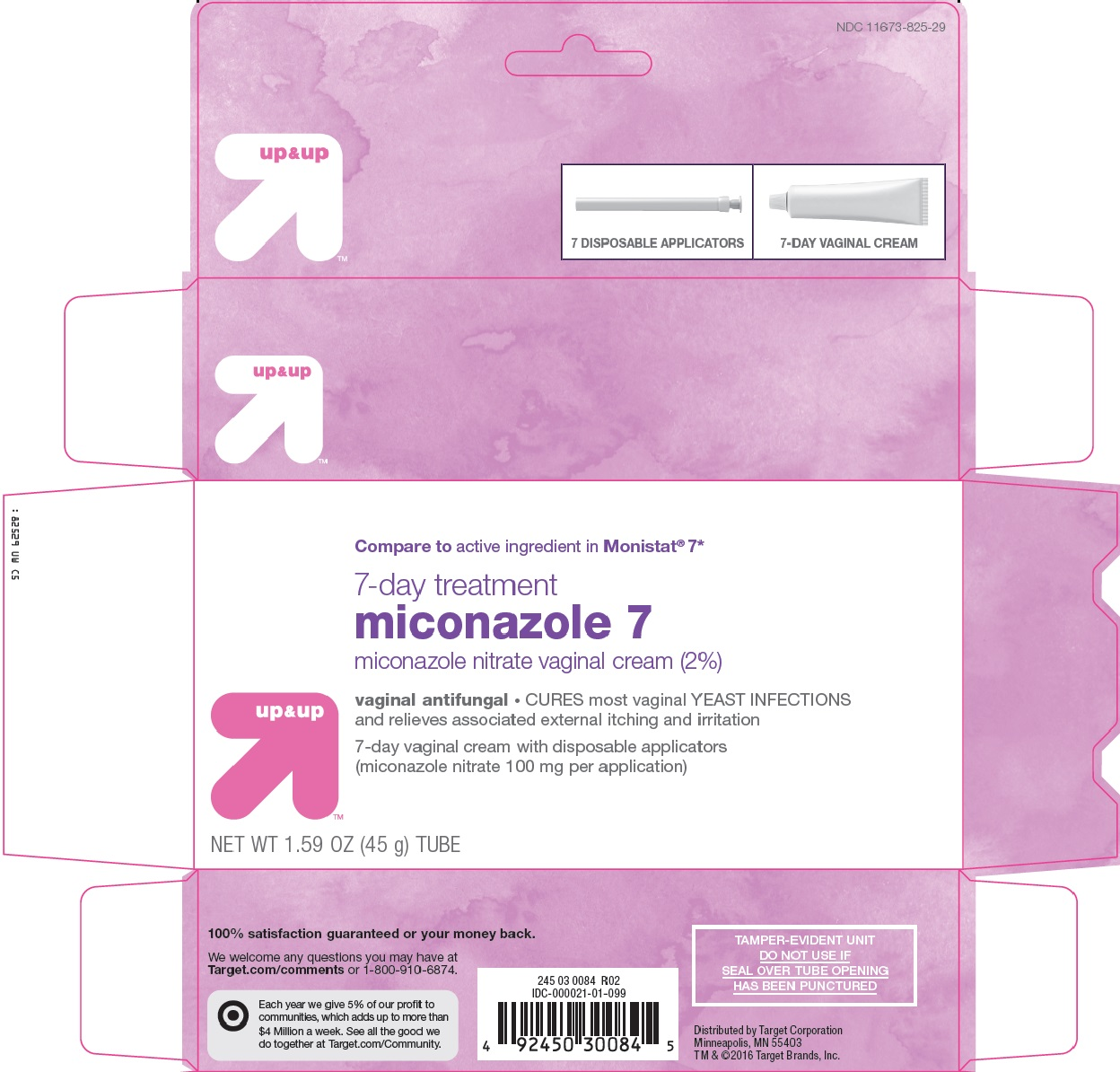 Up & Up Miconazole 7 image 1