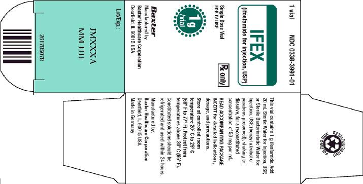 IFEX Carton Label 2 of 2