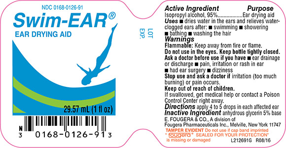 Swim-ear Solution [E. Fougera & Co. A Division Of Fougera Pharmaceuticals Inc.]