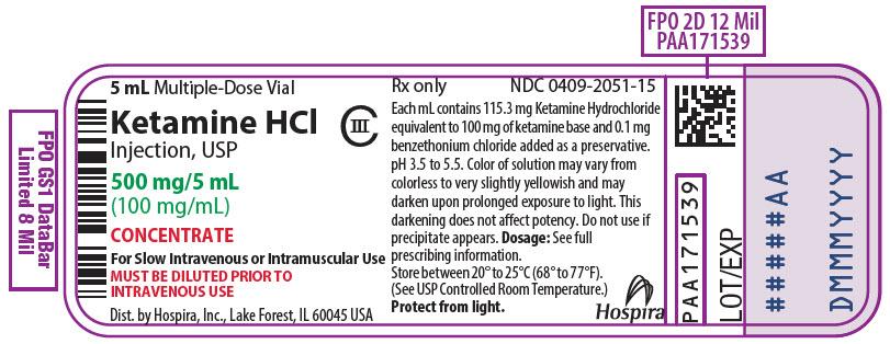 PRINCIPAL DISPLAY PANEL - 5 mL Vial Box
