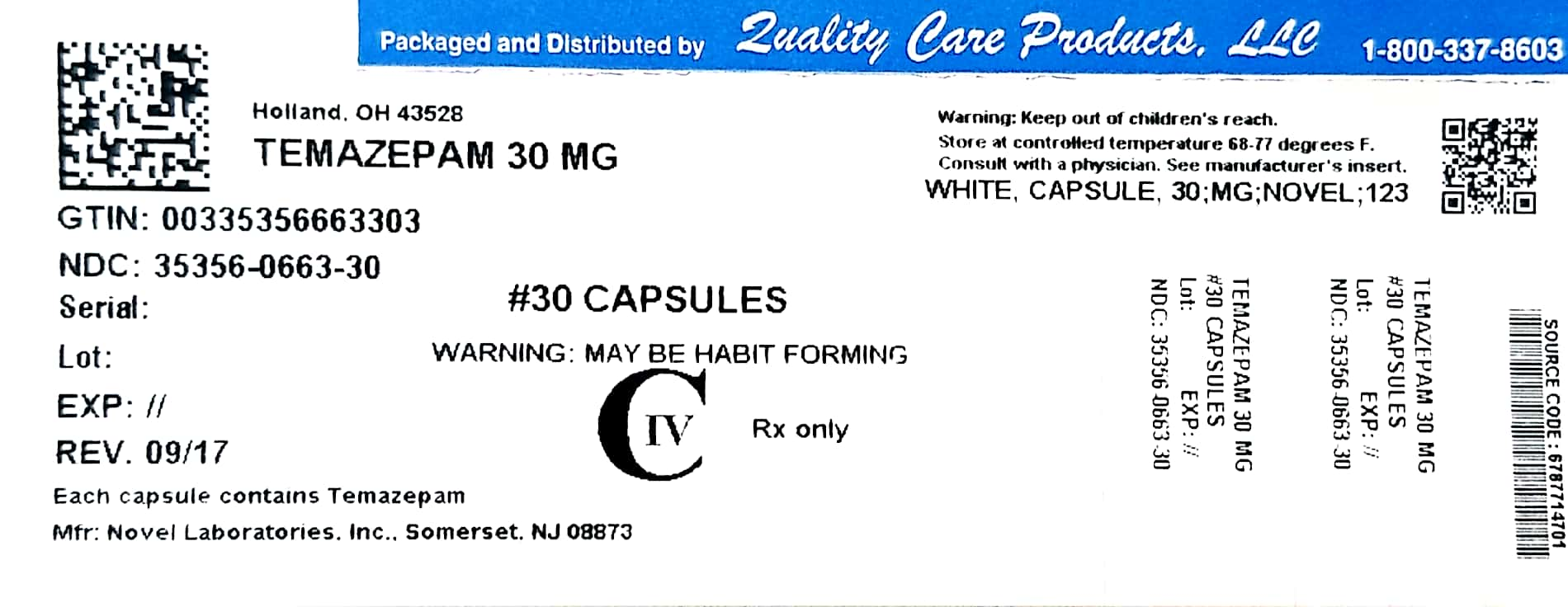 Image of 30mg Label
