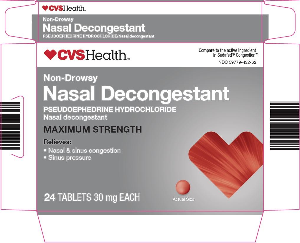 CVS Health Nasal Decongestant