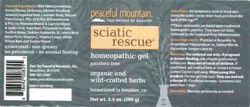 Sciatic Rescue