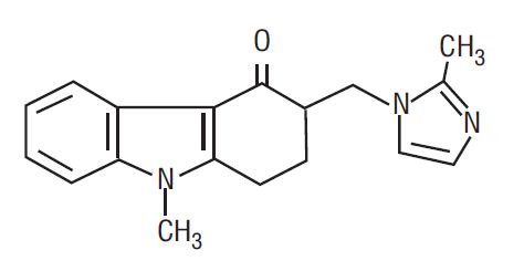 spl-ondansetron-chemical-structure