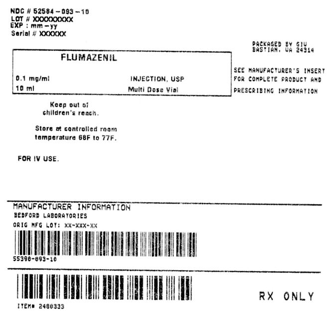 Flumazenil Injection [General Injectables & Vaccines, Inc.]