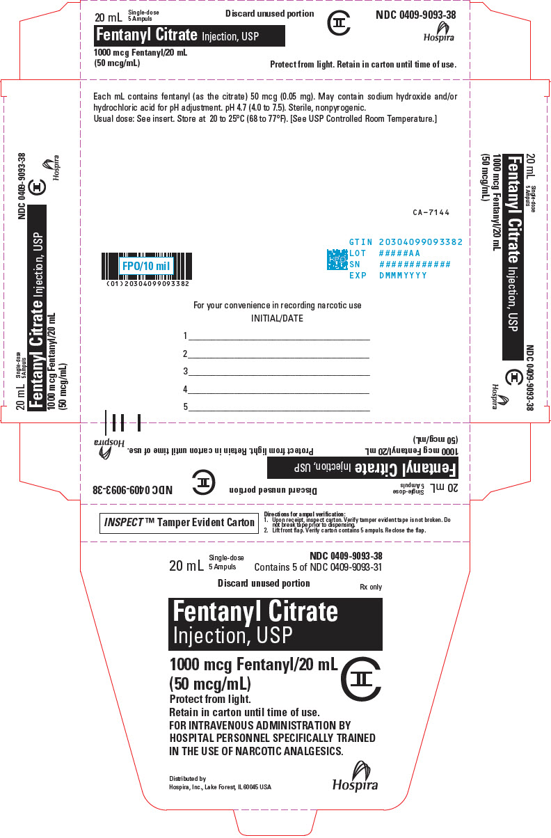 PRINCIPAL DISPLAY PANEL - 5 mL Vial Tray Label