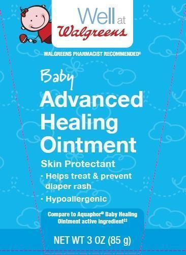 Advanced Healing (Petrolatum) Ointment [Walgreen Co]