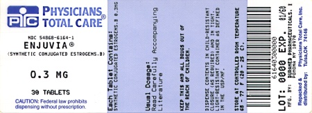 Enjuvia 0.3 mg Label