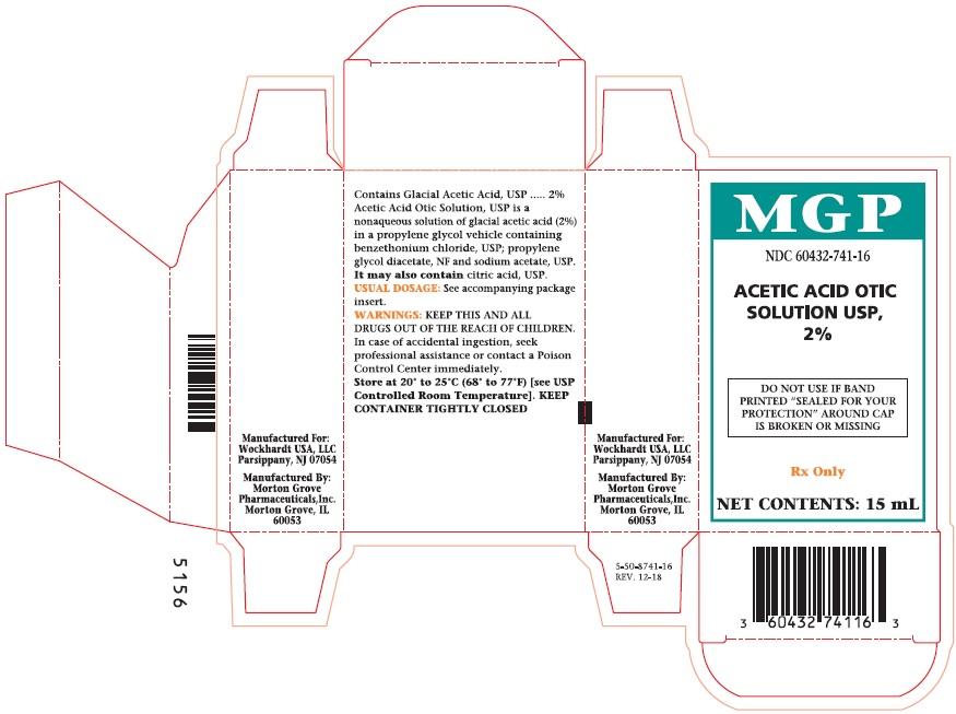 Acetic Acid Carton