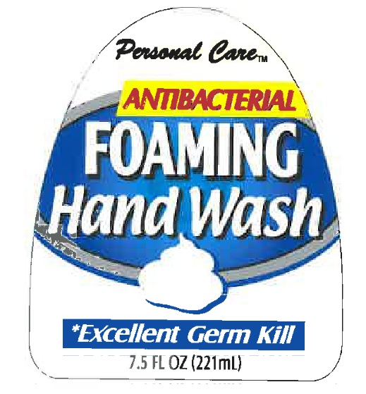Personal Care Antibacterial Foaming Hand Wash (Triclosan) Liquid [Personal Care Products, Llc]