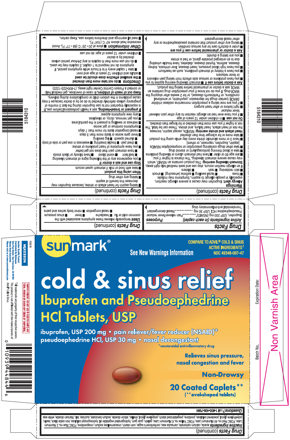 PRINCIPAL DISPLAY PANEL - 200 mg/30 mg Caplet Blister Pack Carton