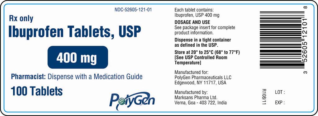 Ibuprofen Tablet, Film Coated [Polygen Pharmaceuticals Llc]