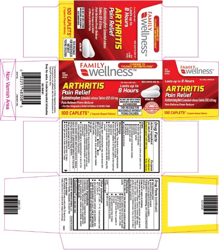 PRINCIPAL DISPLAY PANEL - 650 mg Caplet Bottle Carton