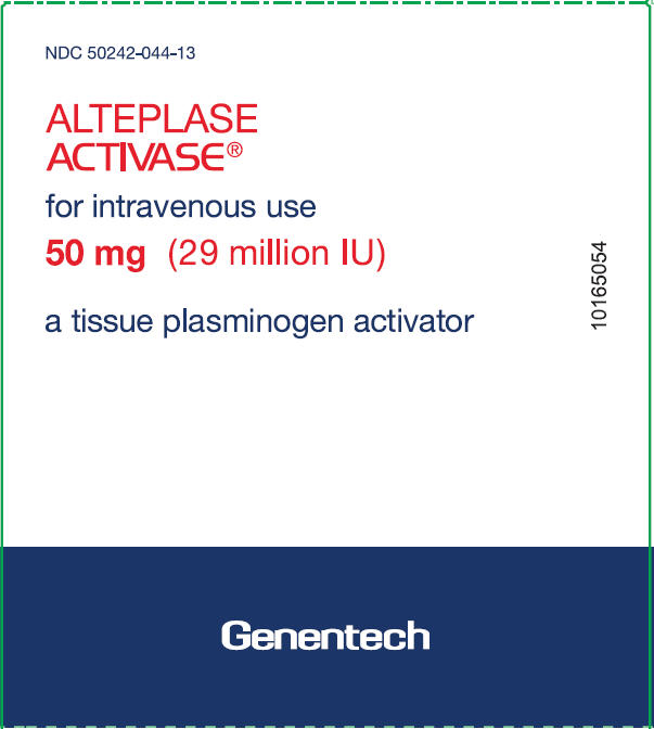 Activase (Alteplase) Kit [Genentech, Inc.]