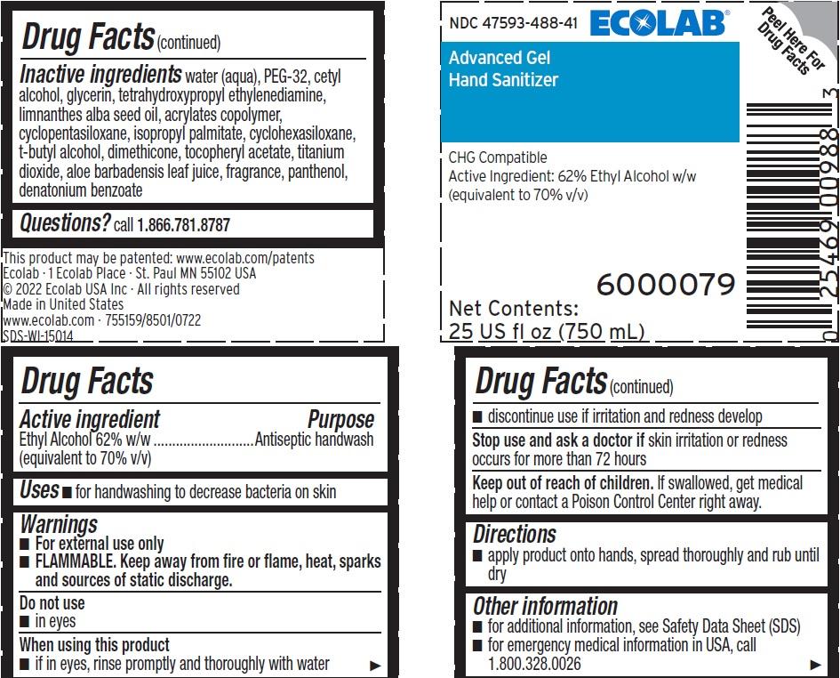 Ecolab (Alcohol) Solution [Ecolab Inc.]