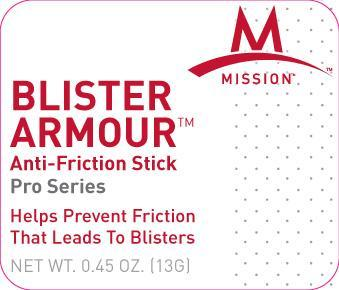 Blister Armour Anti-friction Mission (Allantoin) Stick [Mission Product Holdings]