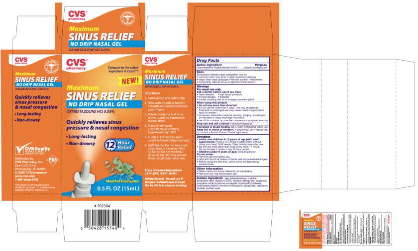 Oxymetazoline Hydrochloride Spray, Metered [Dynamic Pharmaceuticals]