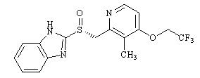 image of Kapidex chemical structure