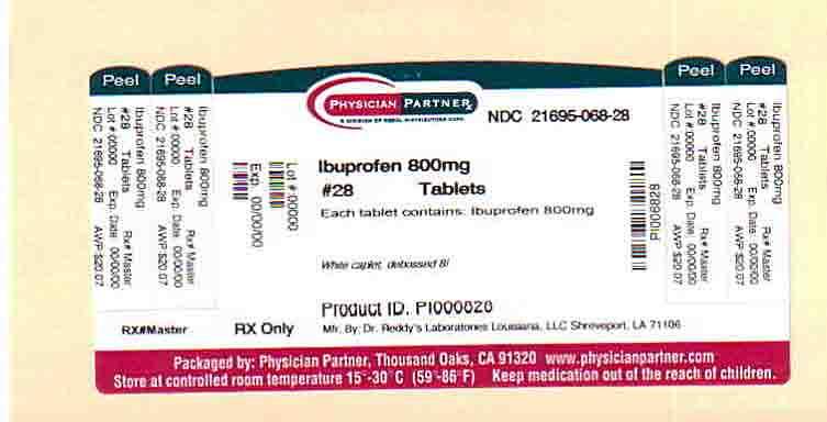 PRINCIPAL DISPLAY PANEL 800 mg