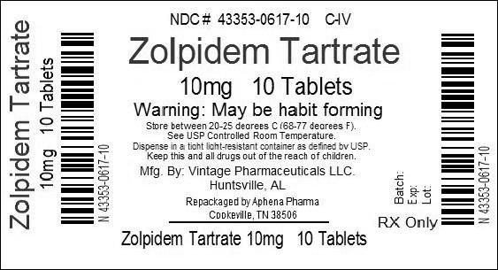 Bottle Label 10mg