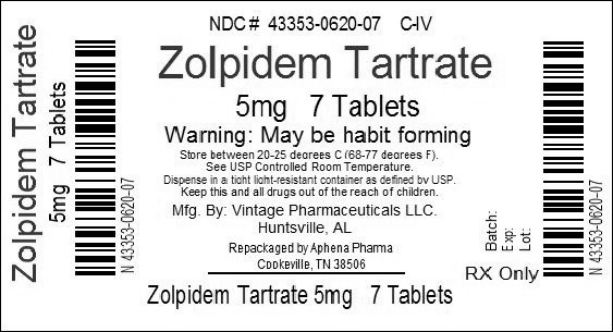 Bottle Label 5mg