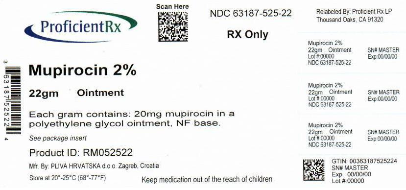 Mupirocin Ointment [Proficient Rx Lp]