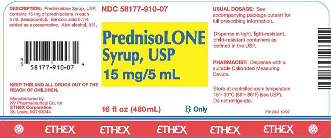 Prednisolone Syrup [Ethex Corporation]