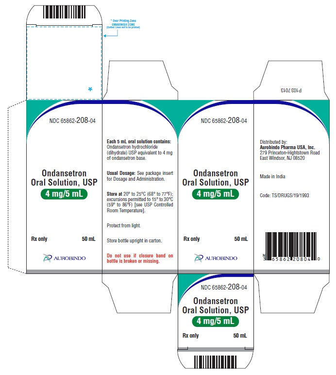 PACKAGE LABEL-PRINCIPAL DISPLAY PANEL - 4 mg/5 mL Container Carton
