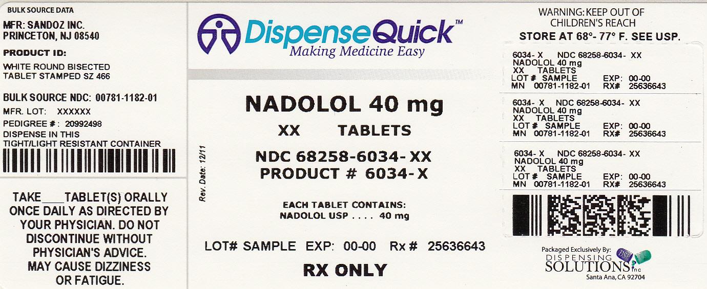 NDC 68258-6034-XX