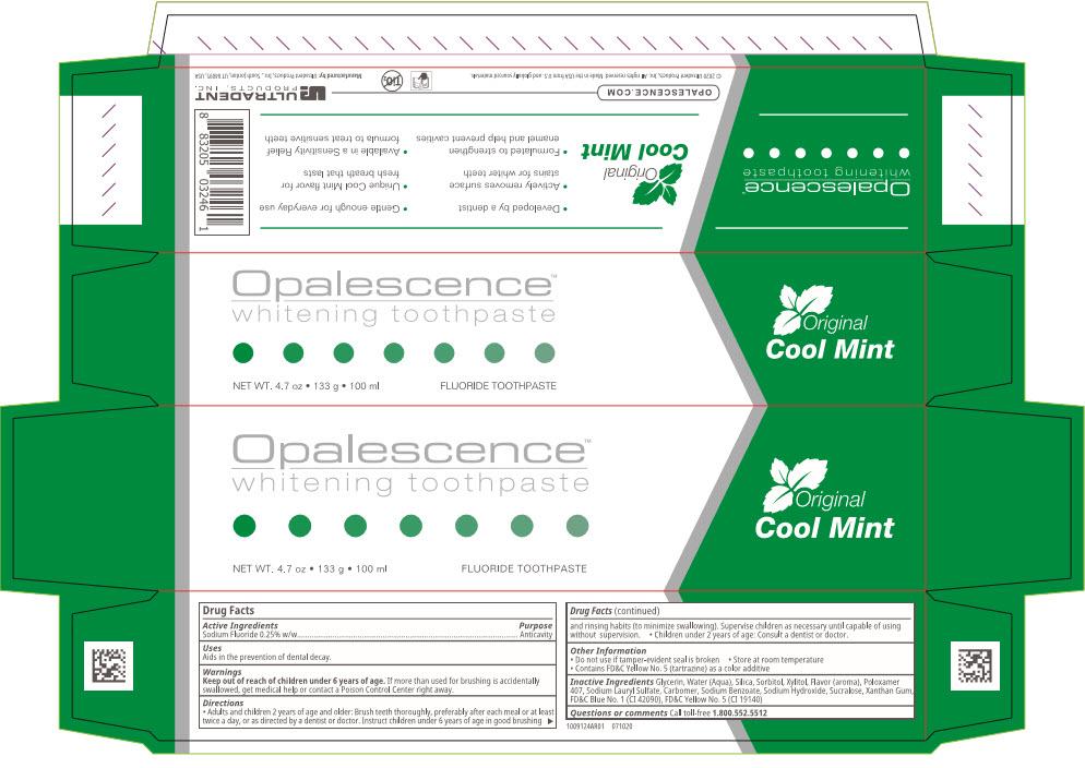 Principal Display Panel - 133g Box