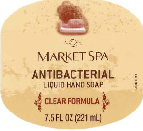 Antibacterial Liquid Hand (Triclosan) Liquid [Onpoint, Inc]