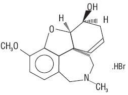 galantamine-structure